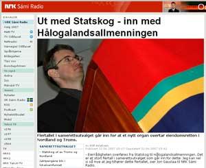 «Finnmarkslov» til Troms og Nordland