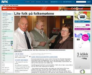 Har Finnmarkseiendommen livets rett?