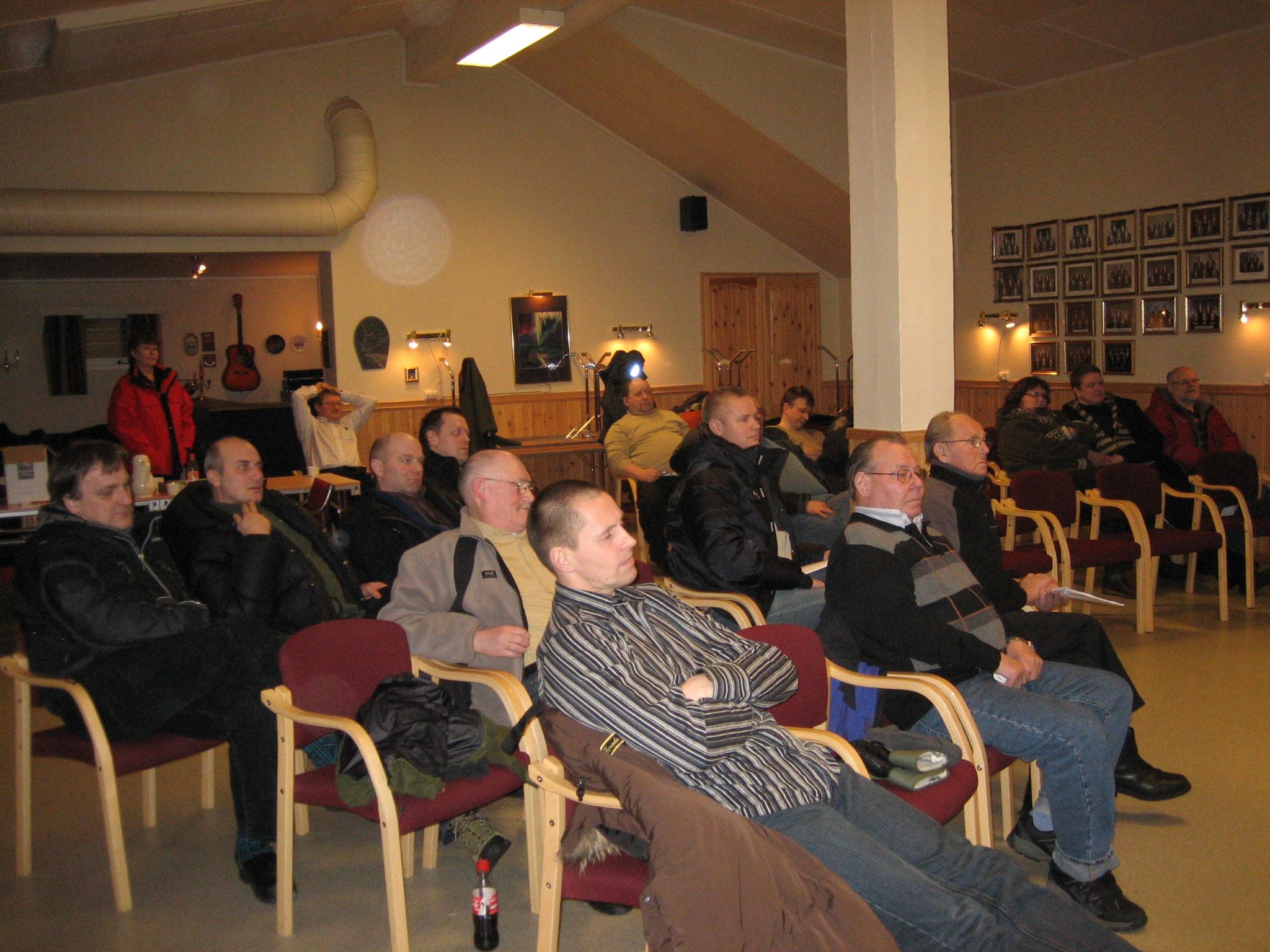 Informasjonsmøte i Hammerfest