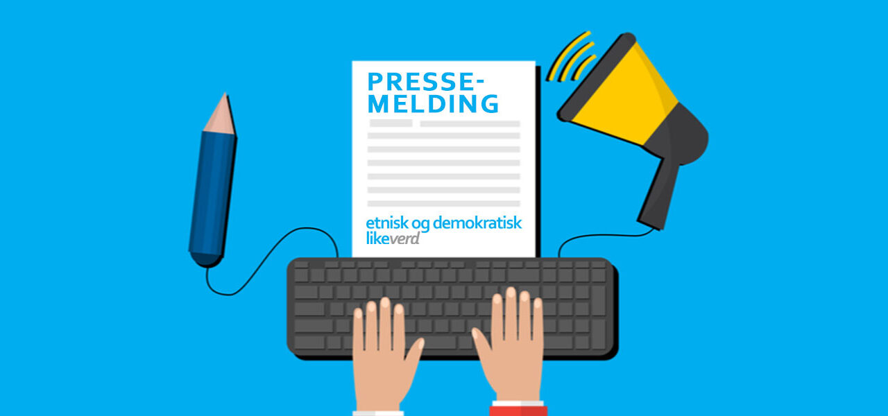 Pressemelding